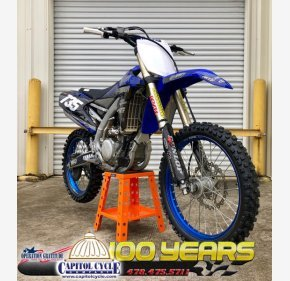 2018 Yamaha YZ250F for sale 200674301