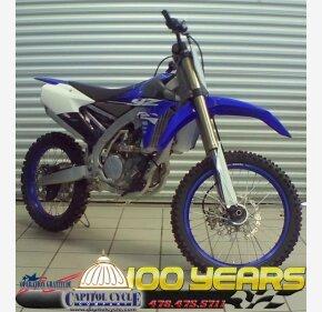 2018 Yamaha YZ250F for sale 200765214