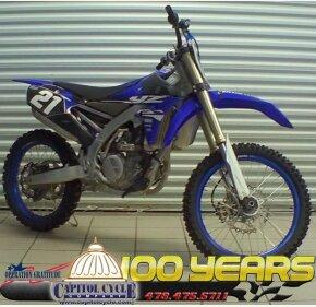 2018 Yamaha YZ250F for sale 200766051