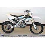 2018 Yamaha YZ250F for sale 201040600