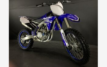 2018 Yamaha YZ250F for sale 201072759