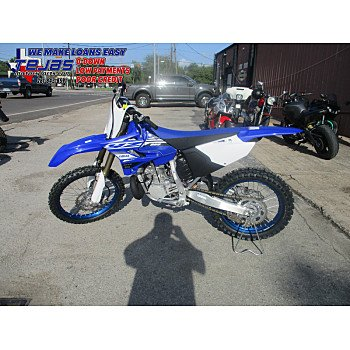 2018 Yamaha YZ250X for sale 200617372