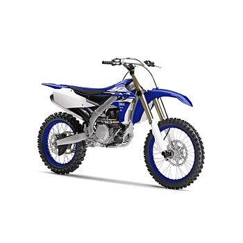 2018 Yamaha YZ450F for sale 200468044