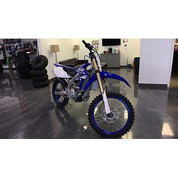 2018 Yamaha YZ450F for sale 200498591
