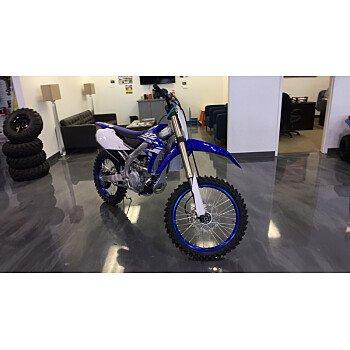 2018 Yamaha YZ450F for sale 200498597
