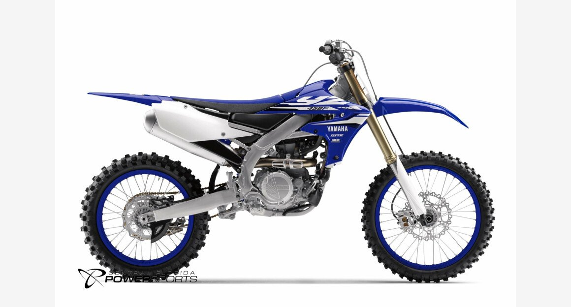 2018 Yamaha YZ450F for sale 200507728