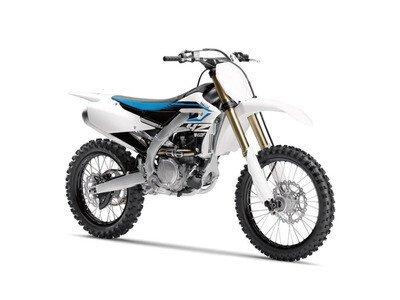 2017 Yamaha YZ450F for sale near Henderson, North Carolina