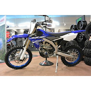2018 Yamaha YZ450F for sale 200522307