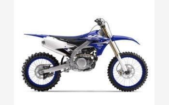 2018 Yamaha YZ450F for sale 200554272