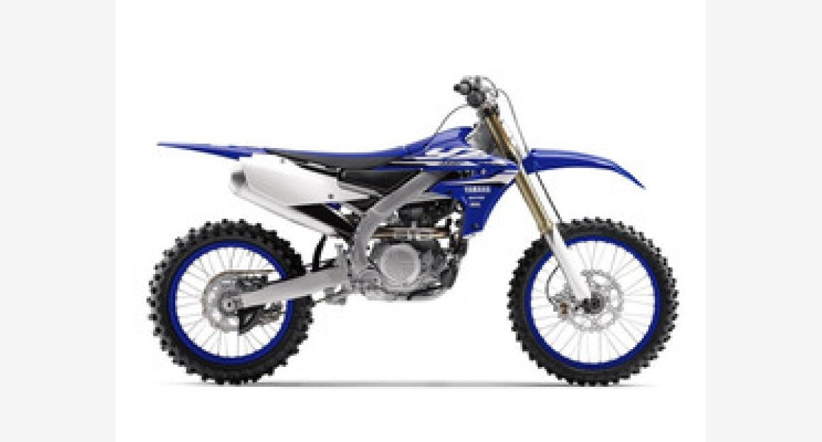2018 Yamaha YZ450F for sale 200554851