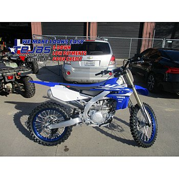 2018 Yamaha YZ450F for sale 200584467