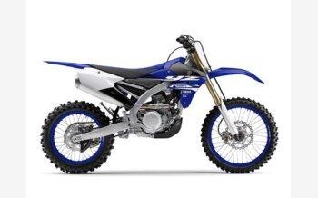 2018 Yamaha YZ450F for sale 200601268