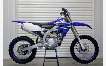 2018 Yamaha YZ450F for sale 200628625