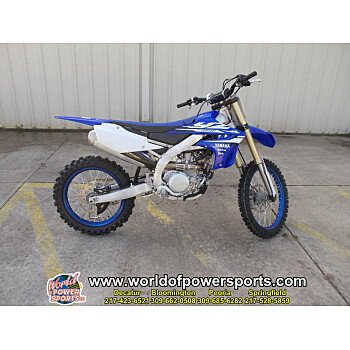 2018 Yamaha YZ450F for sale 200636836