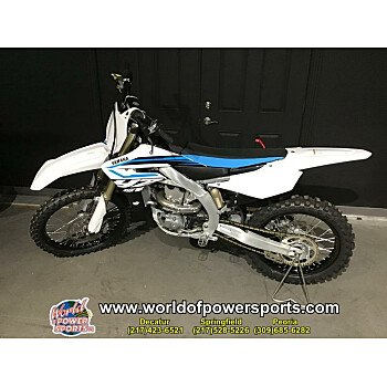 2018 Yamaha YZ450F for sale 200636862