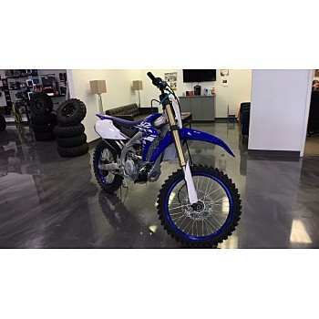 2018 Yamaha YZ450F for sale 200678425
