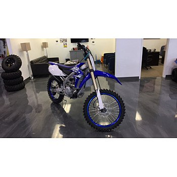 2018 Yamaha YZ450F for sale 200678426