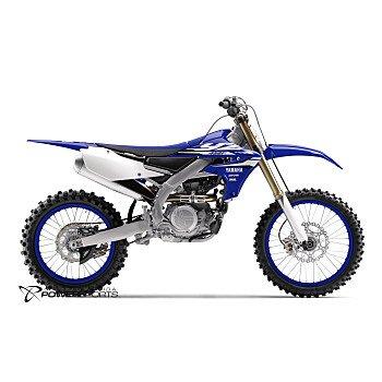 2018 Yamaha YZ450F for sale 200507728