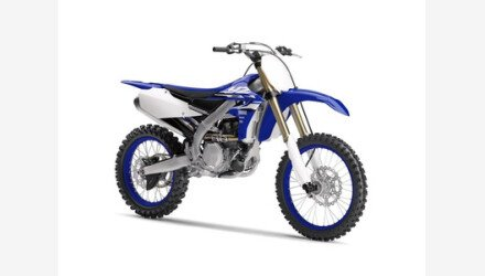 2018 Yamaha YZ450F for sale 200536893