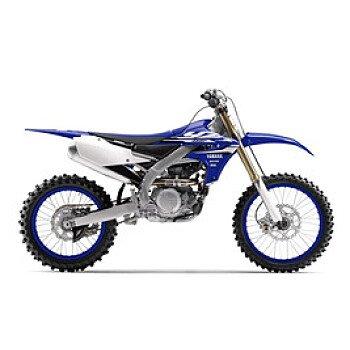 2018 Yamaha YZ450F for sale 200562079