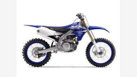 2018 Yamaha YZ450F for sale 200562084