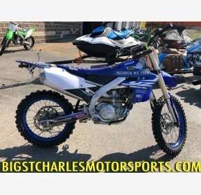 2018 Yamaha YZ450F for sale 200719406