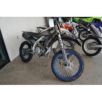 2018 Yamaha YZ450F for sale 200731919