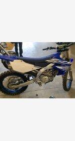 2018 Yamaha YZ450F for sale 200763369