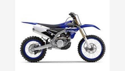 2018 Yamaha YZ450F for sale 200768695