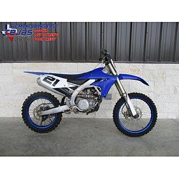 2018 Yamaha YZ450F for sale 200791386