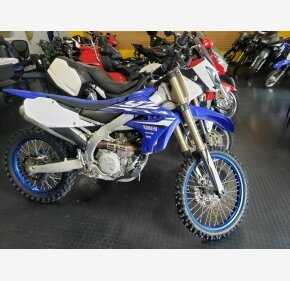 2018 Yamaha YZ450F for sale 200792153