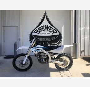 2018 Yamaha YZ450F Motorcycles for Sale - Motorcycles on