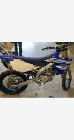 2018 Yamaha YZ450F for sale 200831049