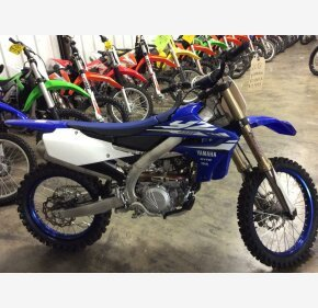 2018 Yamaha YZ450F for sale 200849399