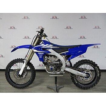 2018 Yamaha YZ450F for sale 200954466