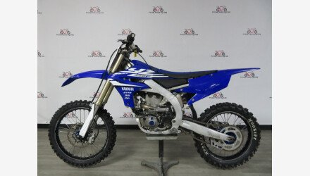 2018 Yamaha YZ450F for sale 200954466