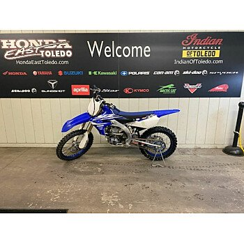 2018 Yamaha YZ450F for sale 201027465
