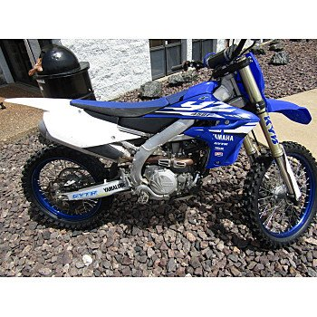 2018 Yamaha YZ450F for sale 201080562