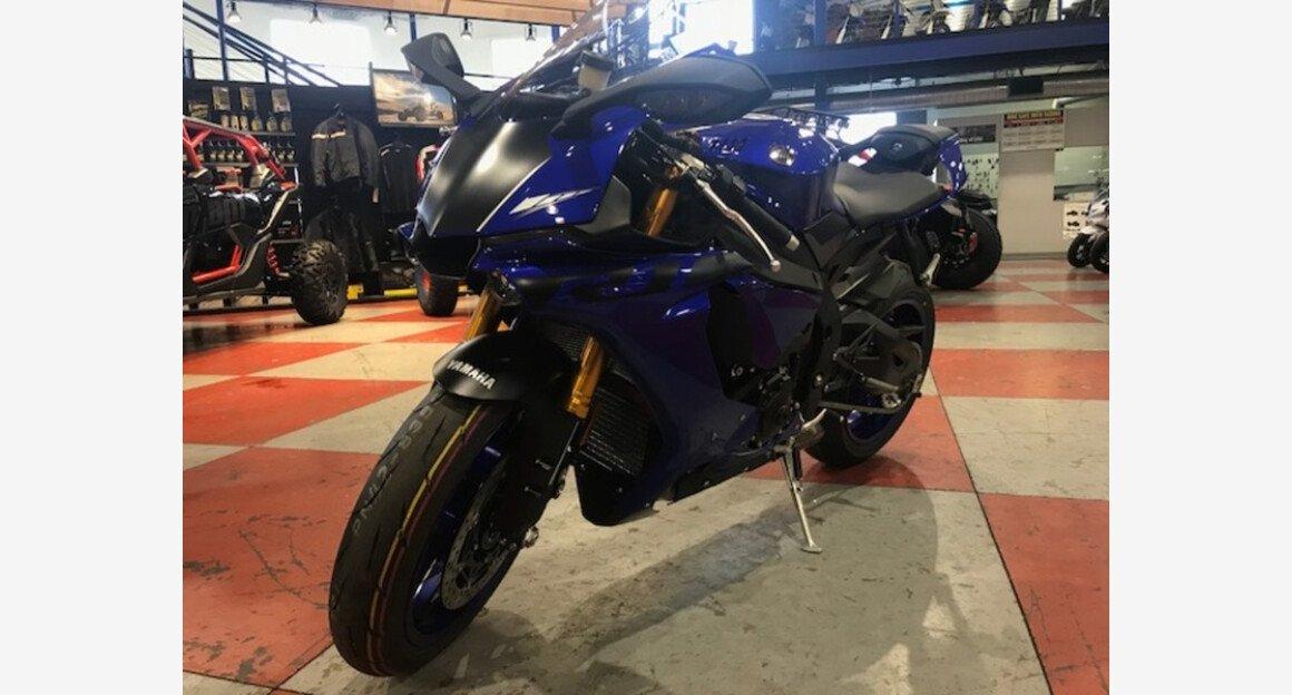 2018 Yamaha YZF-R1 for sale 200600737