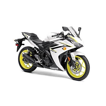 2018 Yamaha YZF-R3 for sale 200536100