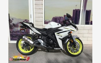 2018 Yamaha YZF-R3 for sale 200569357