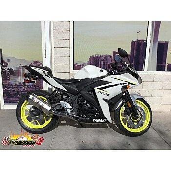2018 Yamaha YZF-R3 for sale 200569357