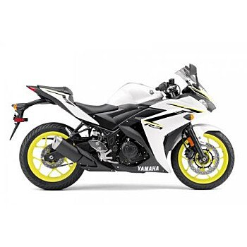 2018 Yamaha YZF-R3 for sale 200607826