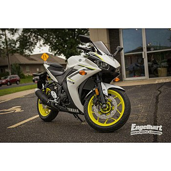 2018 Yamaha YZF-R3 for sale 200660935