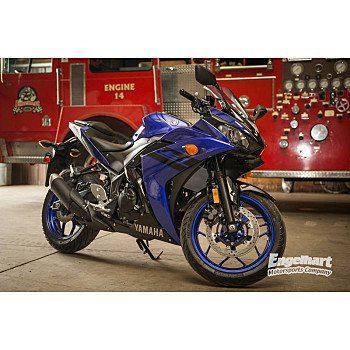 2018 Yamaha YZF-R3 for sale 200661024