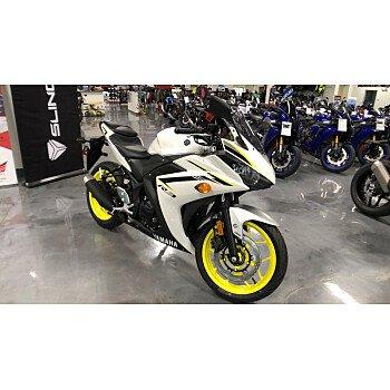 2018 Yamaha YZF-R3 for sale 200679295