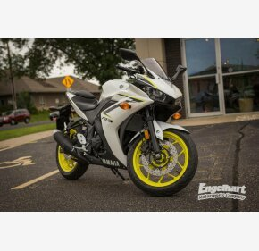 2018 Yamaha YZF-R3 for sale 200660935