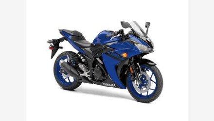 2018 Yamaha YZF-R3 for sale 200676839