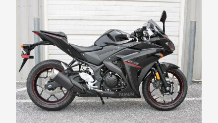 2018 Yamaha YZF-R3 for sale 200692664