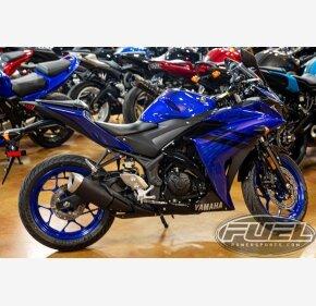 2018 Yamaha YZF-R3 for sale 200744606